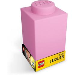 Nachtlicht LEGO-STEIN, rosa