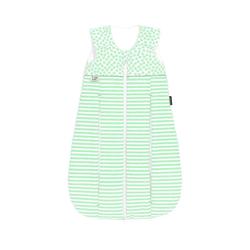 Odenwälder Babyschlafsack Thinsulate-Schlafsack primaklima, stripes silber grün 60