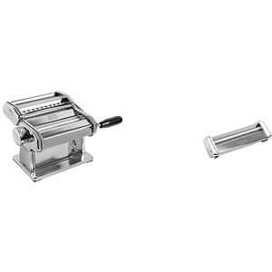 Marcato Classic Nudelmaschine Atlas 150 & 801500010 Spaghetti Vorsatz
