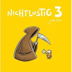 Nichtlustig 03 (Nicht lustig) als Buch von Joscha Sauer