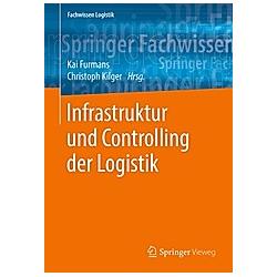 Infrastruktur und Controlling der Logistik - Buch