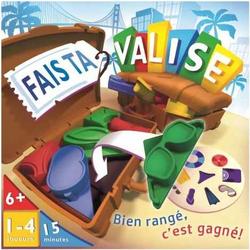 Asmodée Fais Ta Valise, Gesellschaftsspiel