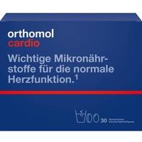 Orthomol Cardio Granulat / Kapseln 30 St.