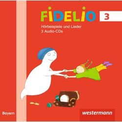 Fidelio Musikbücher 3. Hörbeispiele CD