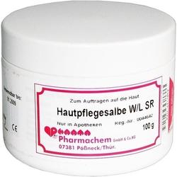 HAUTPFLEGESALBE W/L SR 100 g