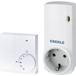 Eberle Instat 868 - a1S / r1o, Set Funk-Raumthermostat-Set Wand 5 bis 30°C