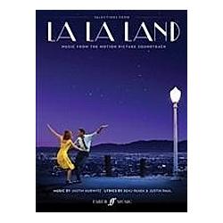 La La Land  Ausgabe für Klavier  Gesang und Gitarre. Justin Paul  Benj Pasek  Justin Hurwitz  - Buch