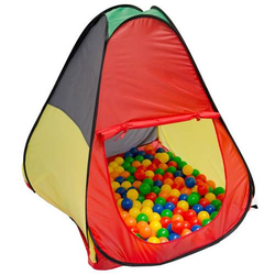 Spielzelt Pop Up Bällebad Zelt Jasper