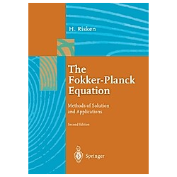 The Fokker-Planck Equation. Hannes Risken  - Buch