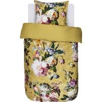Essenza Fleur golden yellow 135 x 200 cm + 80 x 80 cm