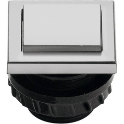 Grothe 61047 Klingeltaster 1fach Grau 24 V/1,5A