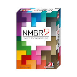 ABACUSSPIELE Spiel, NMBR 9