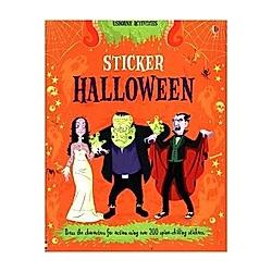 Sticker Halloween. Louie Stowell  - Buch