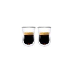 Stölzle Thermoglas COFFEE ´N MORE Thermoglas 230 ml L 2er Set (2-tlg), Glas