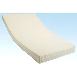 Comfort Rollmatratze Schaumstoff Bezug Coolmax 130 x 190 x 12 cm Härtegrad 3