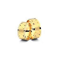 Trauringe Offenburg 585er Gelbgold - 6659