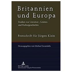 Britannien und Europa- Britain and Europe - Buch