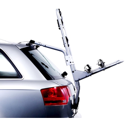 Thule BackPac 973 + Kit 973-17 - 2 Fahrräder BMW 5er Touring X3