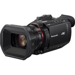 Lumix Panasonic HC-X1500E Camcorder (4K Ultra HD, WLAN (Wi-Fi), 24x opt. Zoom)
