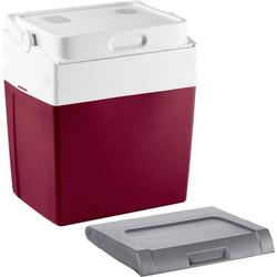 MobiCool MV30 2. D Kühlbox EEK: A++ (A+++ - D) Thermoelektrisch 12 V, 230V Rot, Grau, Weiß 29l