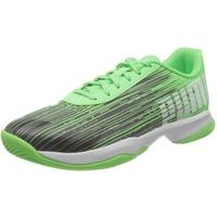 Puma Adrenalite 3.1 Fußballschuh, Elektro Green Schwarz Weiß, 43 EU