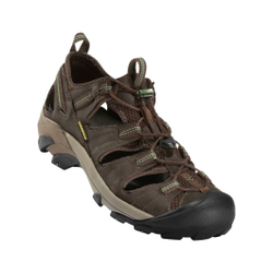 Keen - Arroyo II Slate Black/Bronze Green - Wandersandalen - Größe: 9