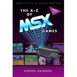 A-Z of MSX Games: eBook von Kieren Hawken