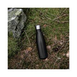 sagaform Trinkflasche Trinkflasche 0.5 l, schwarz