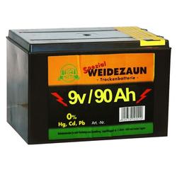 Weidezaunbatterie »Spezial« Batterie Zink / Kohle · 9v 90Ah