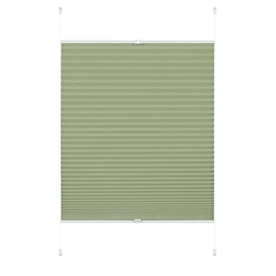 Plissee EASYFIX Plissee Greta mintgrün 80 x, GARDINIA