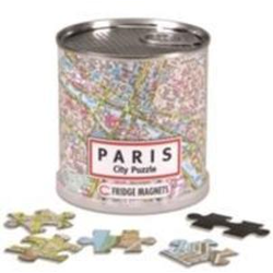Paris City Puzzle Magnets 100 Teile 26 x 35 cm