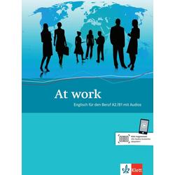 At work als Buch von Rosemary Annandale