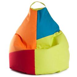 XL Sitzsack in Bunt Kinderzimmer