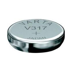 Varta Uhrenbatterie 317, wie 616, 280-58, D317, V317, SR516SW, SB-AR, CA, SR6...