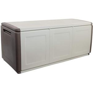 VDP Kissenbox CB3/T Gartenbox Auflagenbox Gartentruhe Mehrzwecktruhe 330 Liter