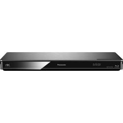 Panasonic DMP-BDT385 3D-Blu-ray-Player WLAN Silber