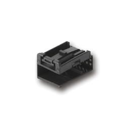 Quad-Lock Codierung 12 polig schwarz