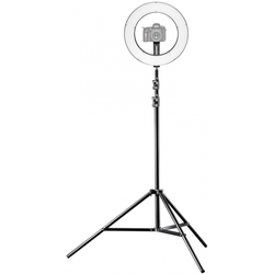 Walimex pro LED Ringleuchte 380 Bi Color 21499