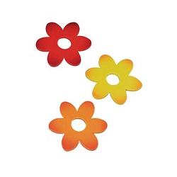 Rayher Holz-Streudeko Blüten 6 St.