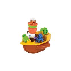 Tomy® AQUA FUN - Wasserspielzeug Piratenschiff Badespielzeug
