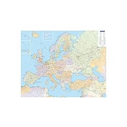 Europa politisch  Poster - Buch