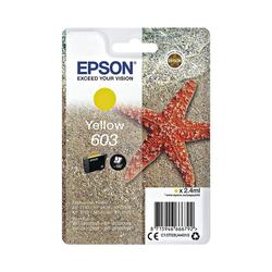 Epson 603 Tintenpatrone gelb