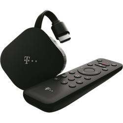 Telekom MagentaTV Stick (WLAN USB-Stick), TV Zubehör, Schwarz