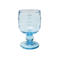 KARE Weinglas Weinglas Goblet Türkis, Glas