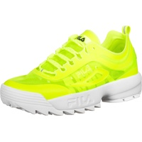 Fila Disruptor Run Men neon/lime 44