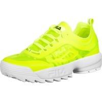 Fila Disruptor Run Men neon/lime 44