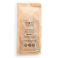 "Kaffeebohnen Kronen Kaffee ""Bio Espresso Organico"