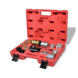 vidaXL Werkzeug vidaXL Silentlager-Abzieher-Werkzeugsatz für BMW, (16-St)