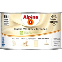 Classic Weißlack für Innen 300 ml Hellelfenbein seidenmatt