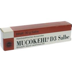 MUCOKEHL Salbe D 3 30 g